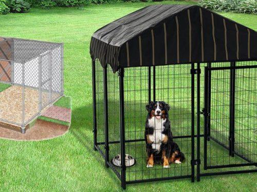 Comment construire un chenil pour chien « Modèles »