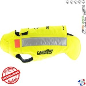 Gilet de Protection Chien Taille 45 PRO CANO CaniHunt