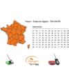 Carte SportDog Tek 2.0 Pack France Mise à Jour