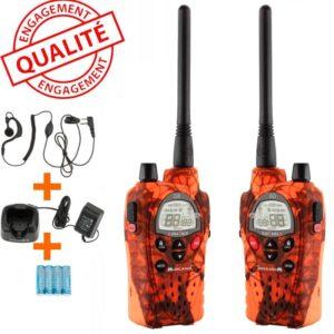 Packs Pro 2 de talkies walkies G9 BLAZE MIDLAND